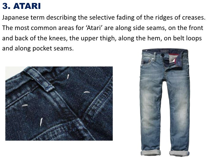 Different Kinds Of Jeans Washes Pictures to Pin on ...