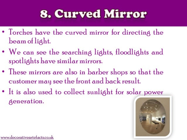 Different Uses Of Mirror
