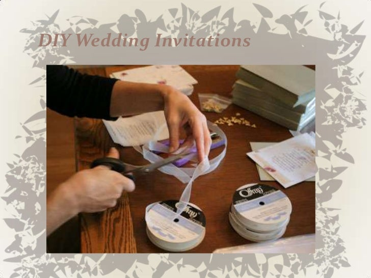 Different wedding invitation styles