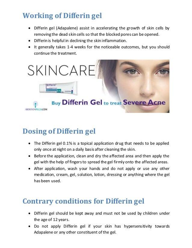 Does differin cream work || blog manicurex ru