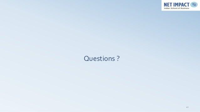 Questions ?              41