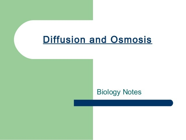 biology coursework osmosis introduction One final aspect of the an introduction to systems biology that must be mentioned is the wonderful set of exercises that accompany each chapter this is a remarkable book that introduces not only a field but a way of thinking uri alon describes in an elegant, simple way how principles such as.