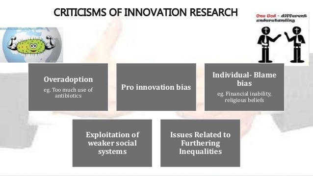 diffusion of innovations and compatibility Diffusion scholars  compatibility with existing values and practices this is the degree to which an  diffusion of innovations the success.