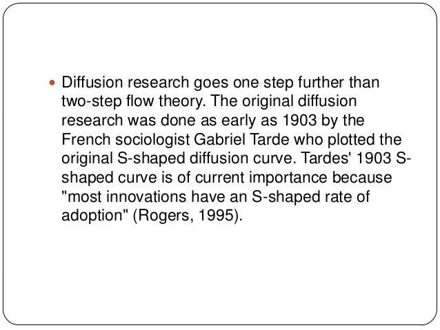 one step flow model
