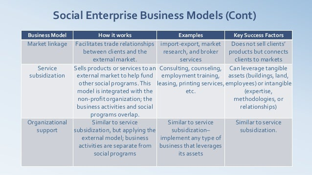 Social Innovation And Business Models Diffusion Pune 2012