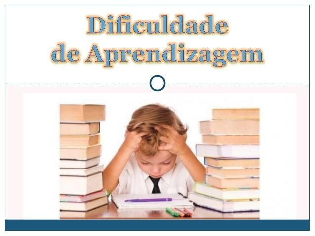 Adquirir conhecimento é um dos desafios para a criança que apresenta algum tipo  de dificuldade de aprendizagem. A partir ...