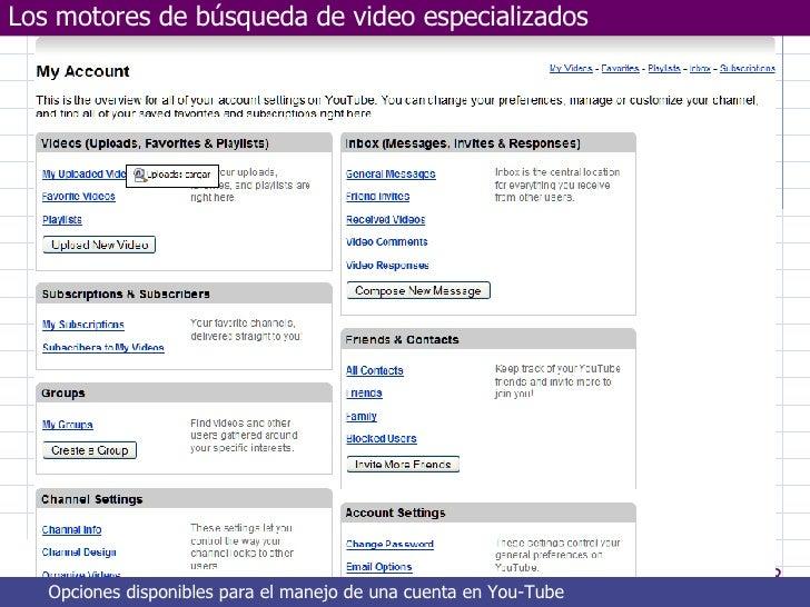 Los motores de búsqueda de video especializados Departamento de Electrotecnia y Electrónica  UNIVERSIDAD DE CÓRDOBA <ul><u...