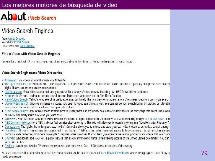 Los mejores motores de búsqueda de video  Marzo de 2006 Departamento de Electrotecnia y Electrónica  UNIVERSIDAD DE CÓRDOBA