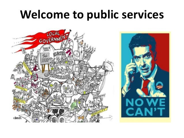 Welcome to public services