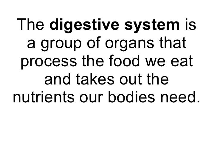 Digestive and excretory systems the digestive system life science 5 808 2 ccuart Images