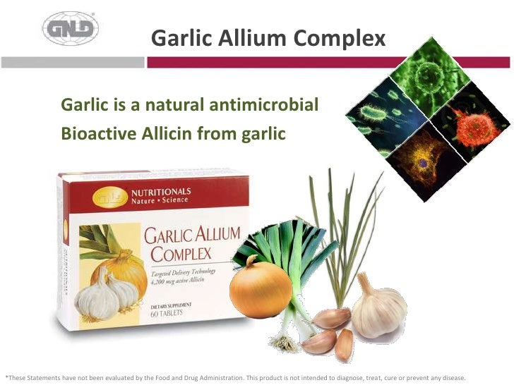 The GNLD Difference<br />*These Statements have not been evaluated by the Food and Drug Administration. This product is n...