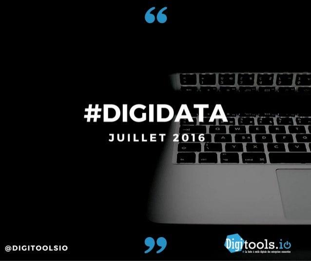 DigiData Juillet 2016