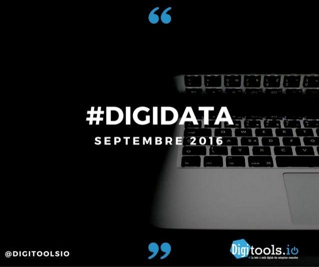 DigiData Septembre 2016