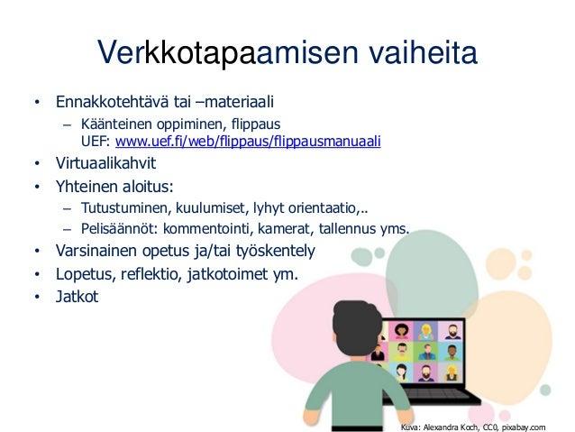 Digifasilitointi ja vuorovaikutus verkossa 19.2.21 Slide 3