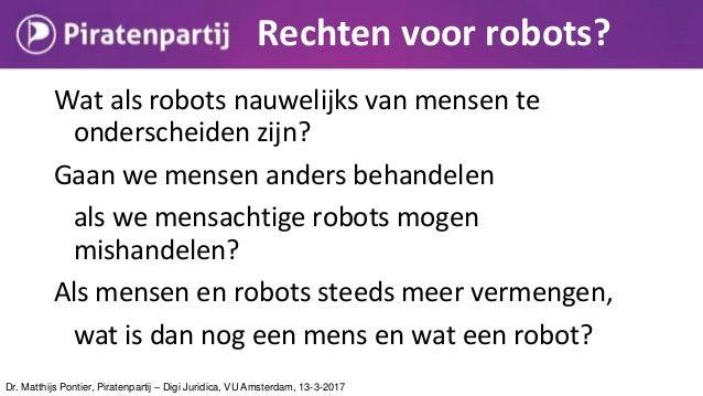 Web Piratenpartij.nl Twitter @Piratenpartij @Matthijs85