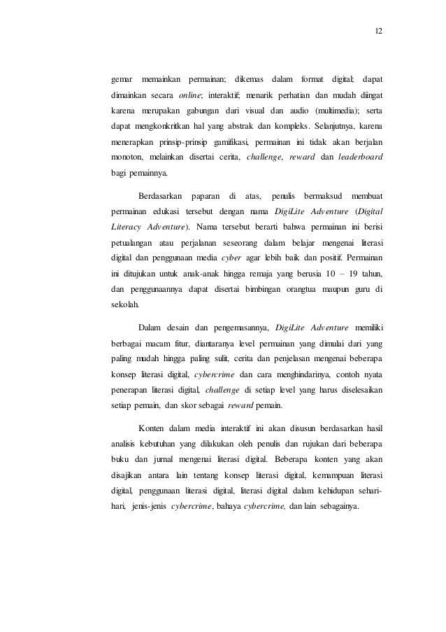 Karya Tulis Ilmiah Mahasiswa Berprestasi Fip Unj 2017 Digilite Adven