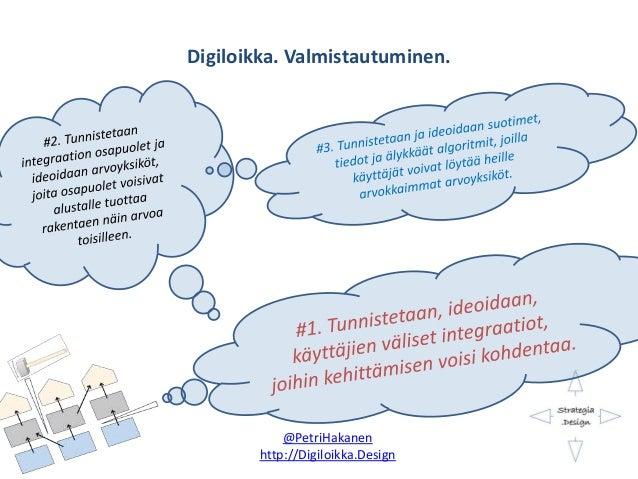 Digiloikka. Valmistautuminen. @PetriHakanen http://Digiloikka.Design