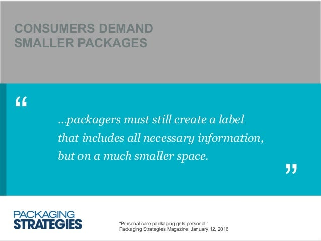 communicating to the consumer through packaging With increasingly fragmented audiences and more consumers tuning out conventional advertising than ever, the whole proposition needs rethinking visual vs verbal communication: why packaging is so essential to brand-building.
