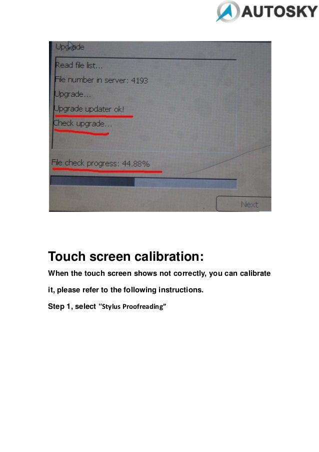 Digimaster 3 update instruction