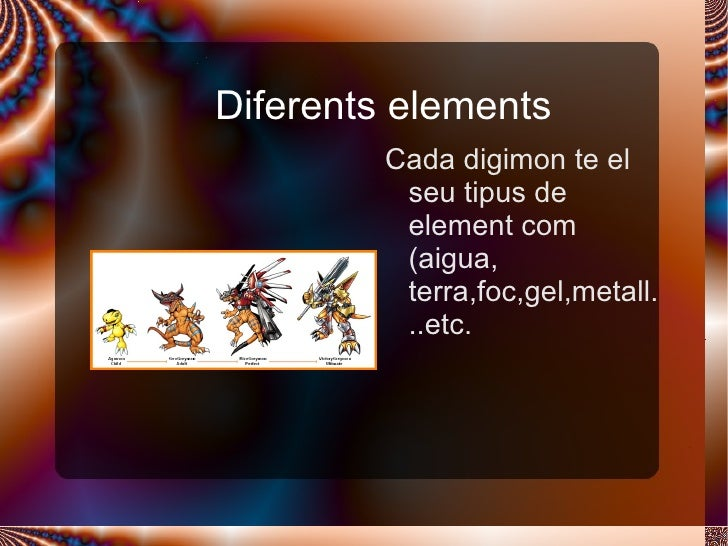 Digimon. rodrigo Slide 3