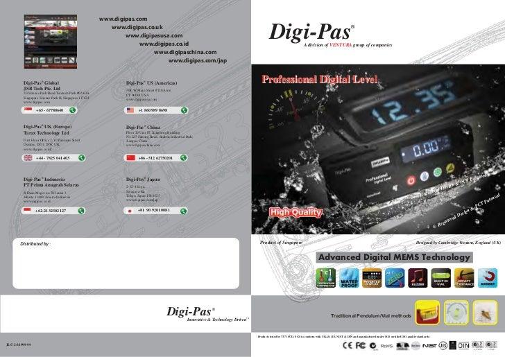 www.digipas.com                                                           www.digipas.co.uk                               ...
