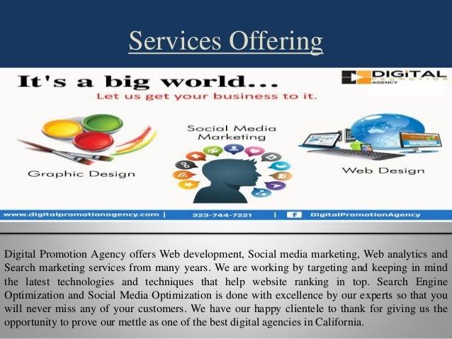 Marketing Agency In California