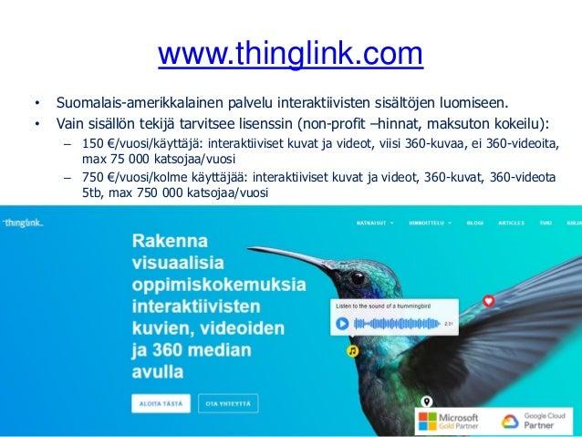 ThingLink-ohjeet: bit.ly/thinglinkohjeet