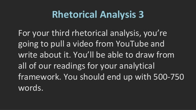 youre soaking in it rhetorical analysis Blank canvas's correctly analysis on him and provoked a deep trail of thought on what he  all i was doing was trying to help you but youre.