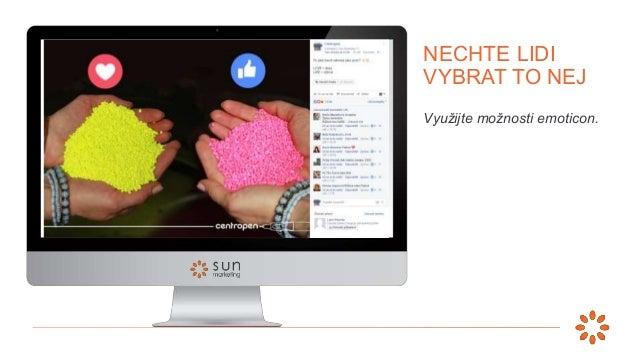 FOŤTE S OHLEDEM NA CÍLOVKU A MÉDIUM Na Facebook 750 interakcí, ale na Instagramu to frčí.