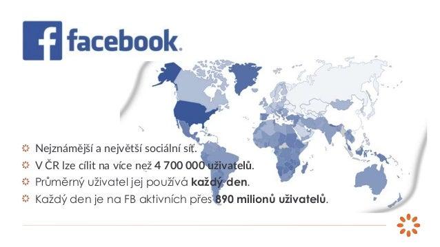 Nejznámější a největší sociální síť. V ČR lze cílit na více než 4 700 000 uživatelů. Průměrný uživatel jej používá každý d...