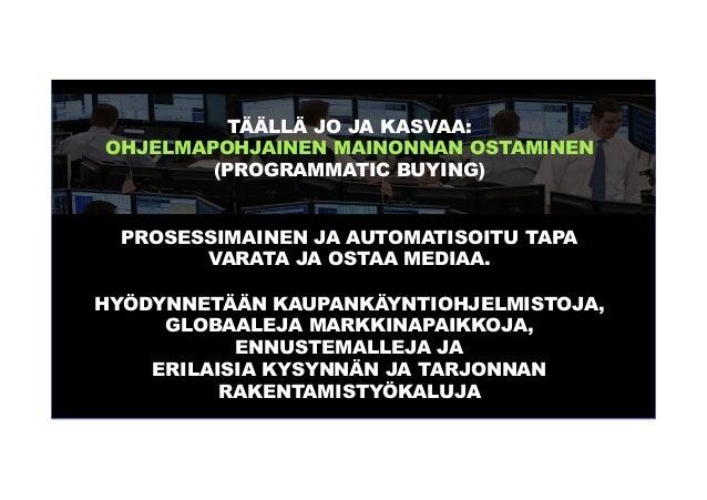 KIITOS! KYSYMYKSIÄ? Tommi Pelkonen SEK & GREY Strategy Director (1.3. alkaen) tommi.pelkonen@sek.fi