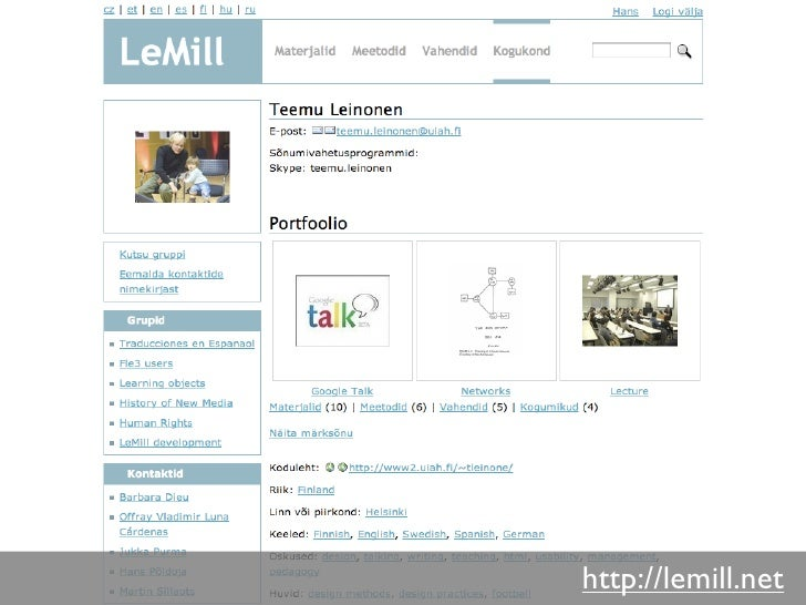http://lemill.net