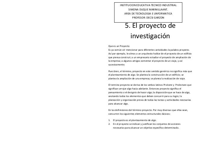 INSTITUCION EDUCATIVA TECNICO INDUSTRIAL                 SIMONA DUQUE MARINILLAANT.              AREA DE TECNOLOGIA E UNFO...