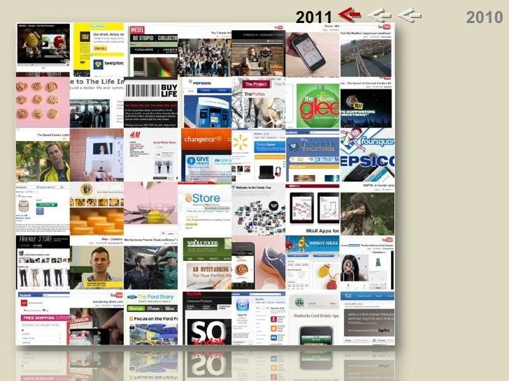 מהלכי ופרויקטי דיגיטל מהממים כמקורות השראה - 2010