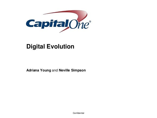 Confidential Digital Evolution Adriana Young and Neville Simpson