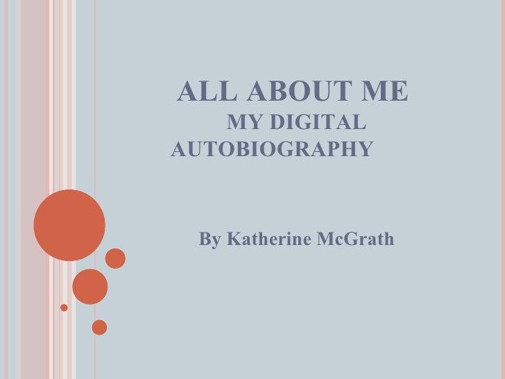 Autobiography homework help