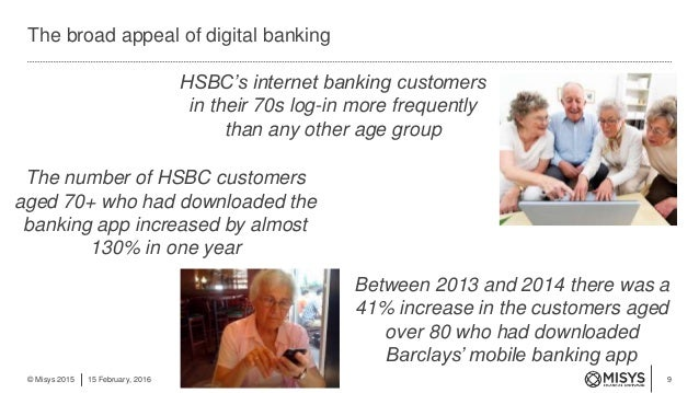Digital Banking beyond Gen Z - Engaging other customer segments