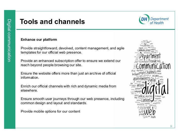 Tools and channelsEnhance our platformProvide straightforward, devolved, content management, and agiletemplates for our of...