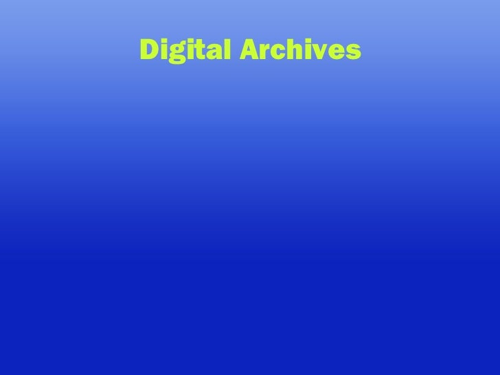 Digital library of electronic theses and dissertations
