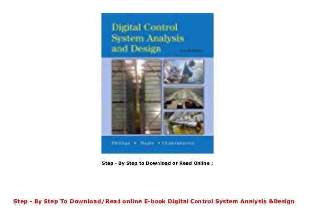 E Book Digital Control System Analysis Design Epub