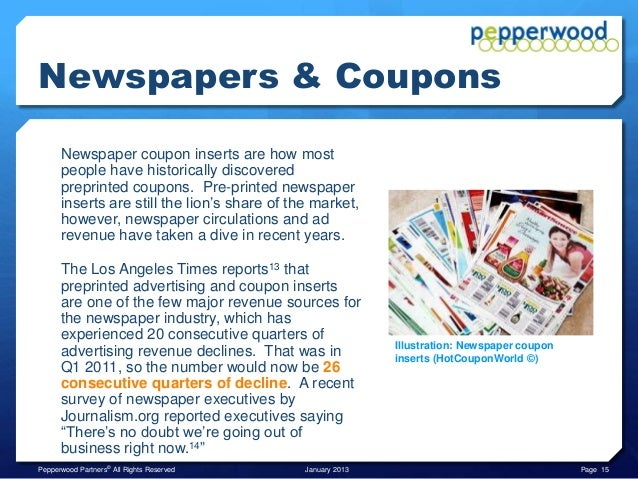 How to use a Los Angeles Times coupon