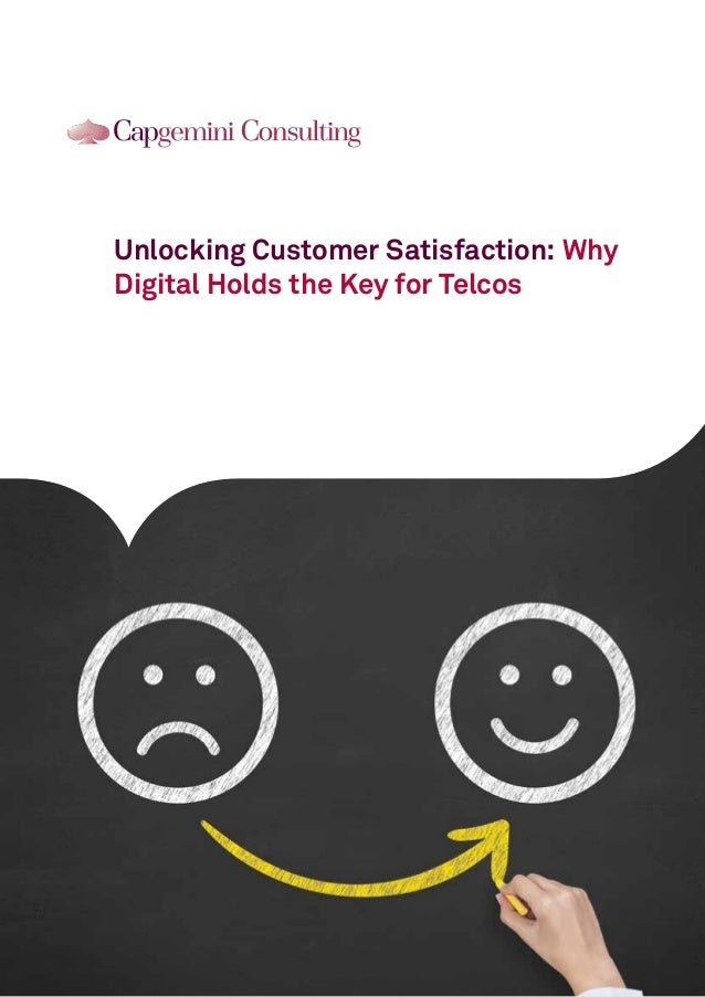 Unlocking Customer Satisfaction: Why Digital Holds the Key for Telcos