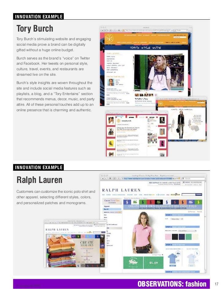 digital iq index luxury brands 2009