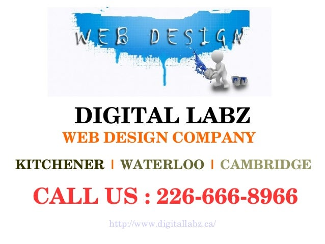digital labz web design kitchener waterloo e commerce responsi