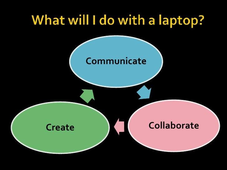 Communicate     Create                 Collaborate