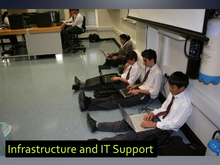 Infrastructure and IT Support