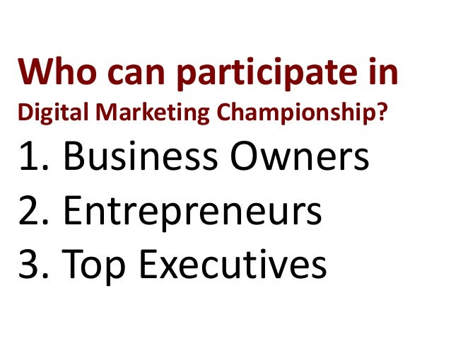Competitions on Digital neighborhood marketplaces 1. Community building competition 2. Digital Sales competition 3. Influe...