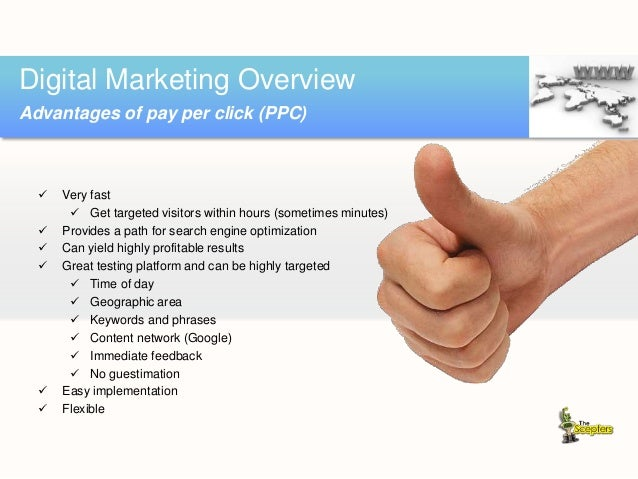  Missing bulk of the traffic (focusing only on selected keywords)  No guarantees  Heavy competition  Less trusted  Ex...