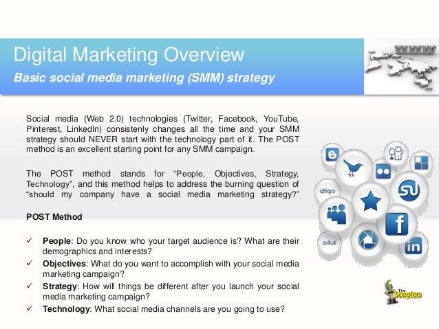 Digital Marketing Overview Digital marketing measurement