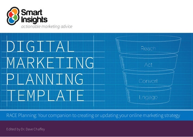 Digital MarketingPlanTemplate